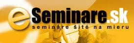 Informačný portál - www.eSEMINARE.sk
