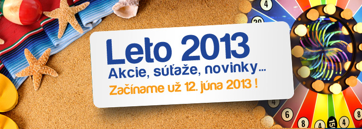 Leto 2013