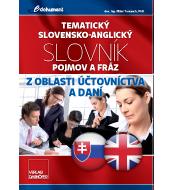 Tematický slovensko-anglický slovník pojmov a fráz<br />z oblasti úètovníctva a daní