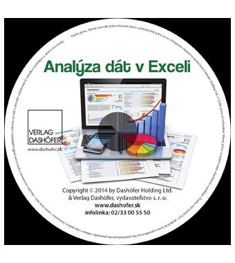 Analýza dát v Exceli na CD