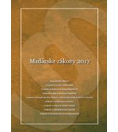 Mzdárske zákony 2017