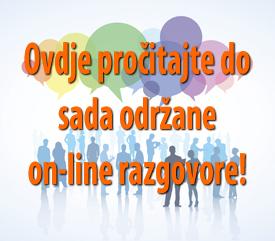 On-line razgovor arhiv