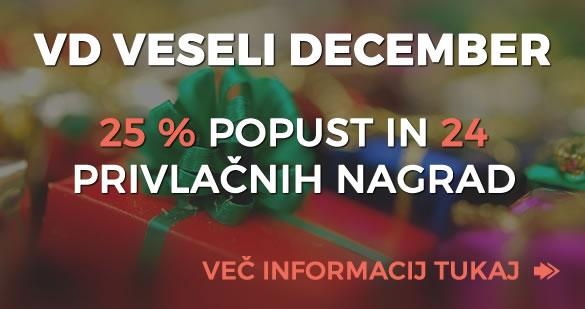 VD Veseli december