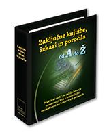 Zaključne knjižbe, izkazi in poročila