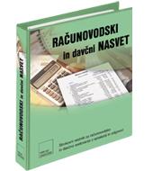 Strokovna revija Raèunovodski in davèni nasvet