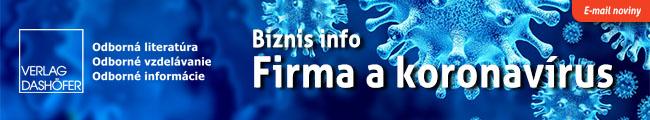 Biznis info - Firma a koronavírus