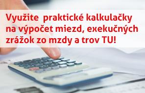 339943fba6684 PRAKTICKÉ KALKULAČKY