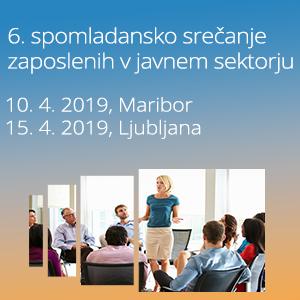6. spomladansko sreèanje zaposlenih v javnem sektorju
