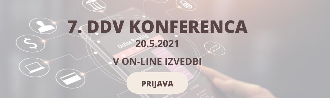 7. DDV konferenca