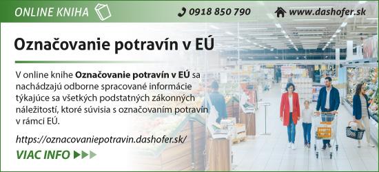 Označovanie potravín v EÚ